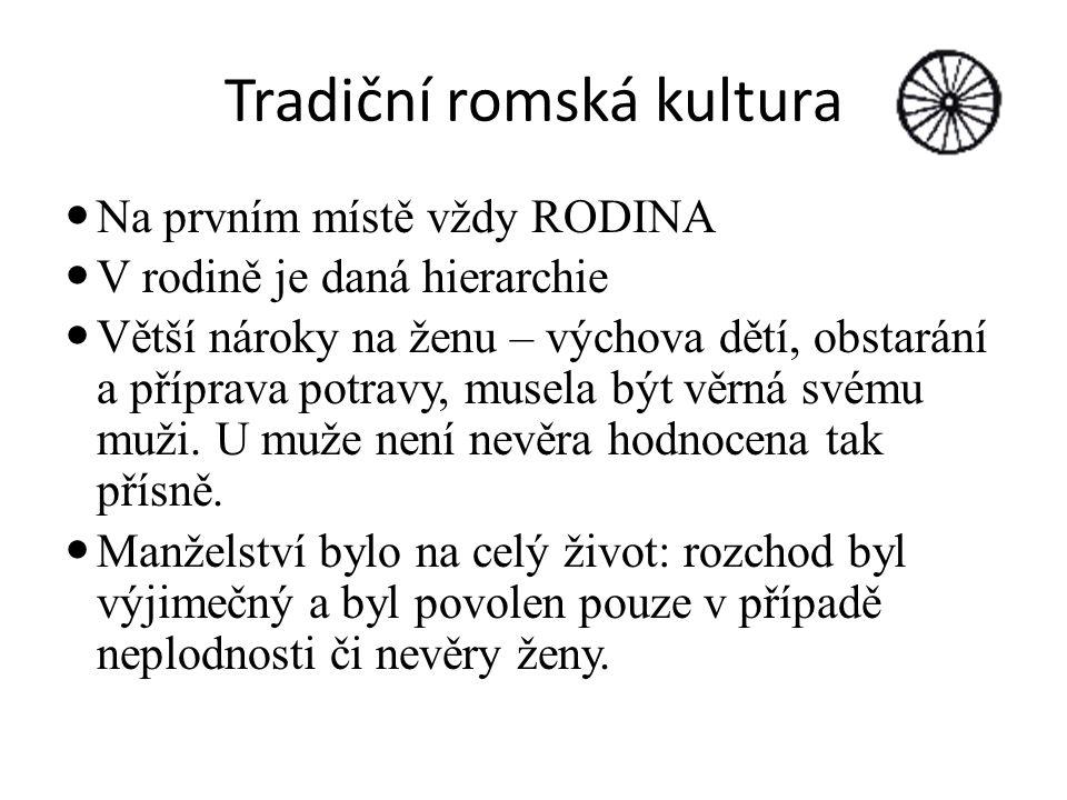 Tradiční romská kultura