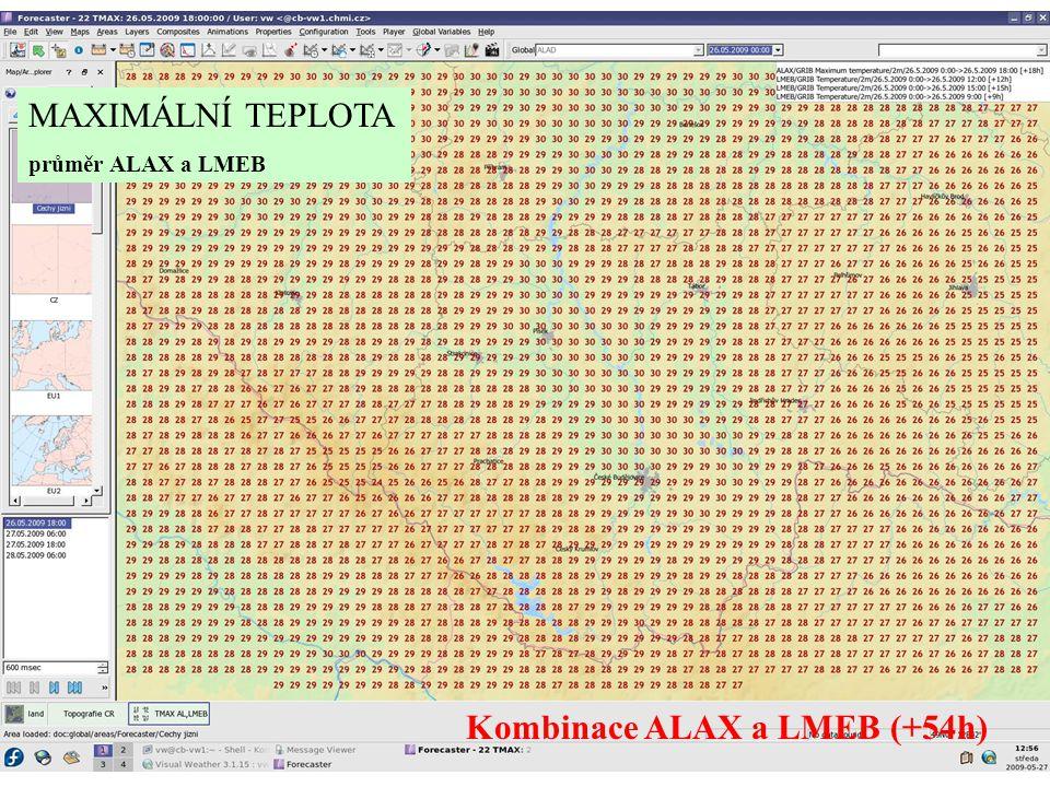 Kombinace ALAX a LMEB (+54h)