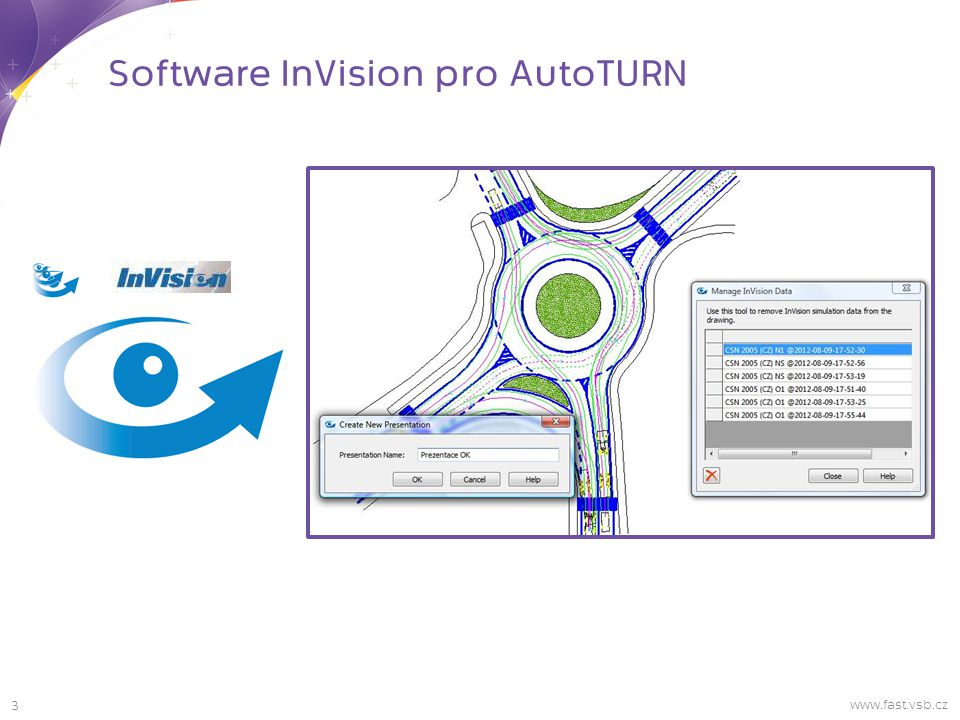 Software InVision pro AutoTURN