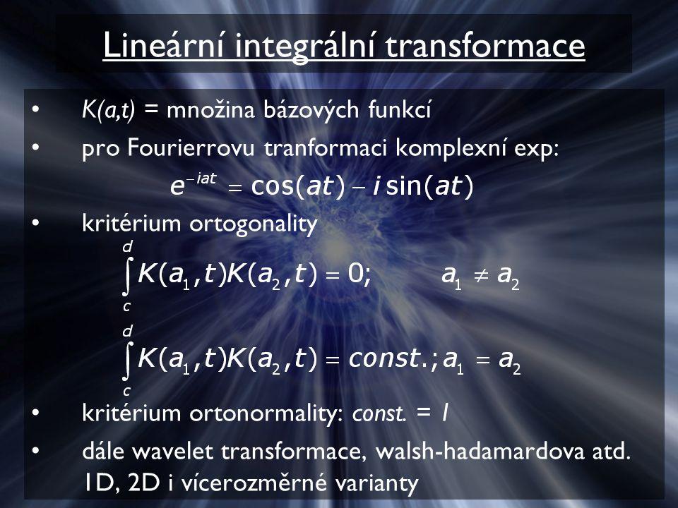 Lineární integrální transformace