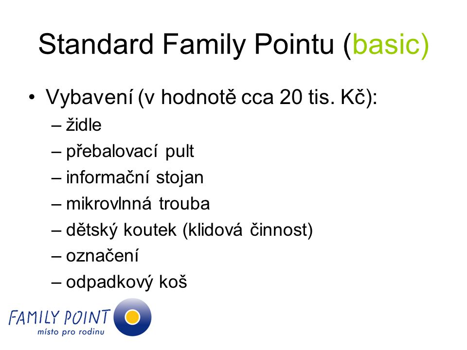 Standard Family Pointu (basic)