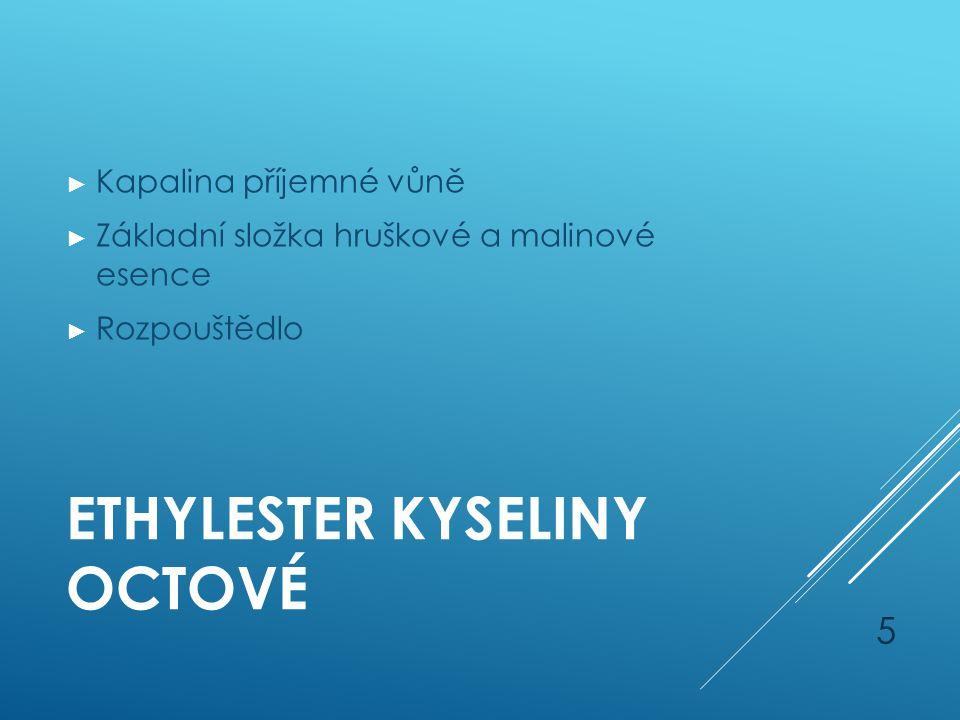 Ethylester kyseliny octové