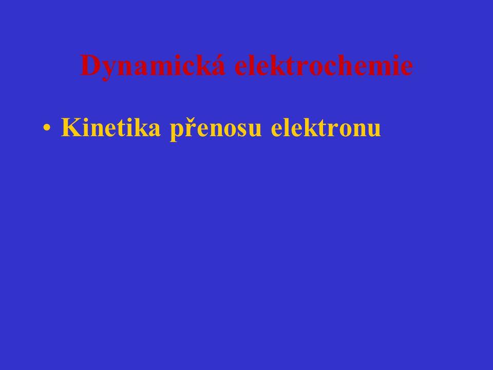 Dynamická elektrochemie