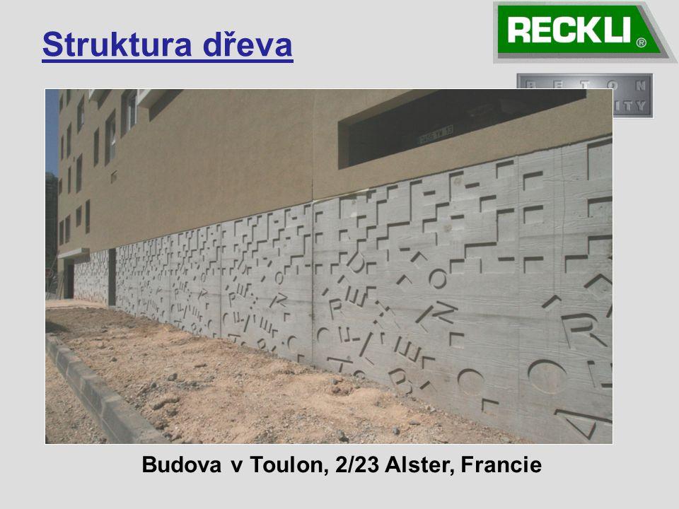 Budova v Toulon, 2/23 Alster, Francie