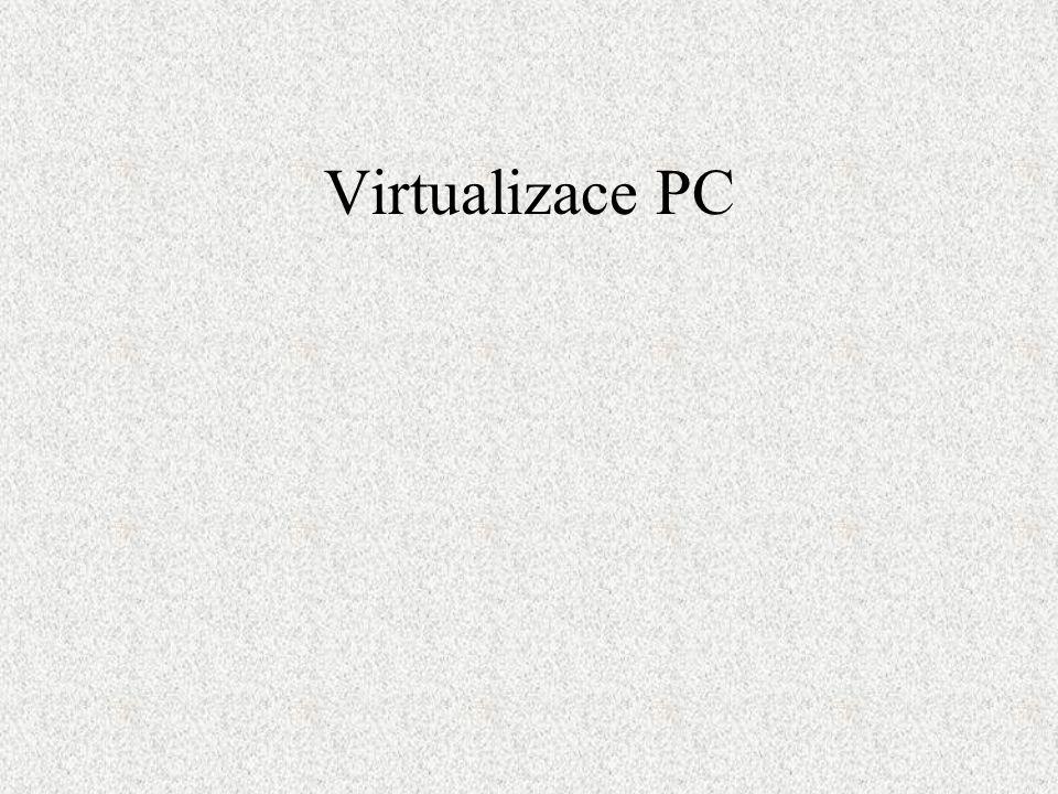 Virtualizace PC