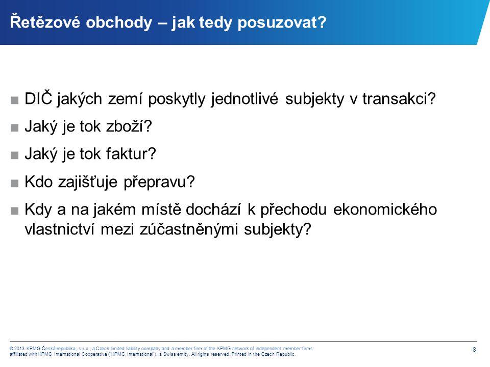 Příklad 1: zboží z PL dodáno českému zákazníkovi do jiné země EU
