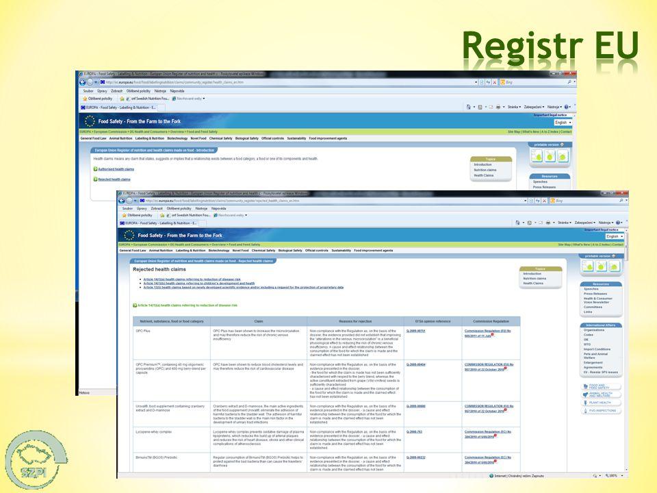 Registr EU