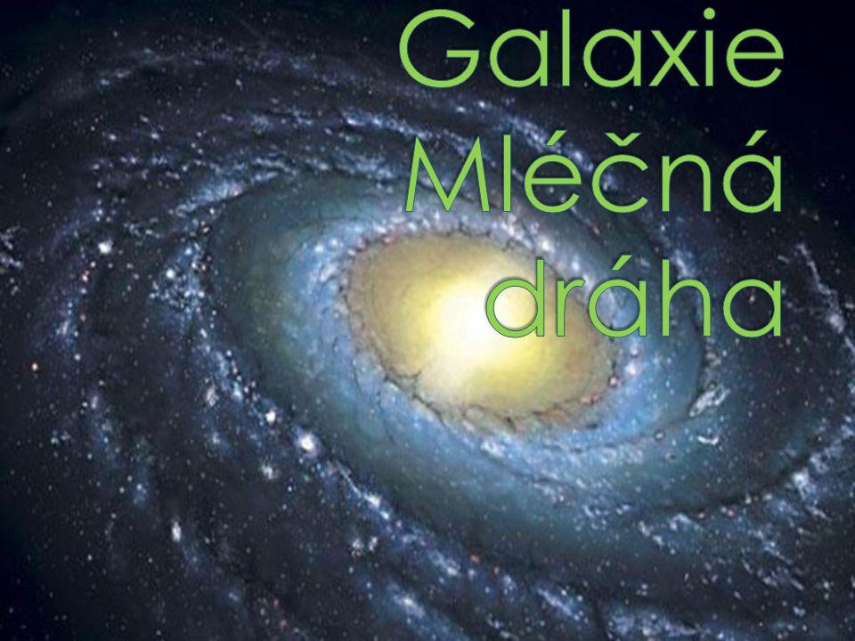 Galaxie Mléčná dráha
