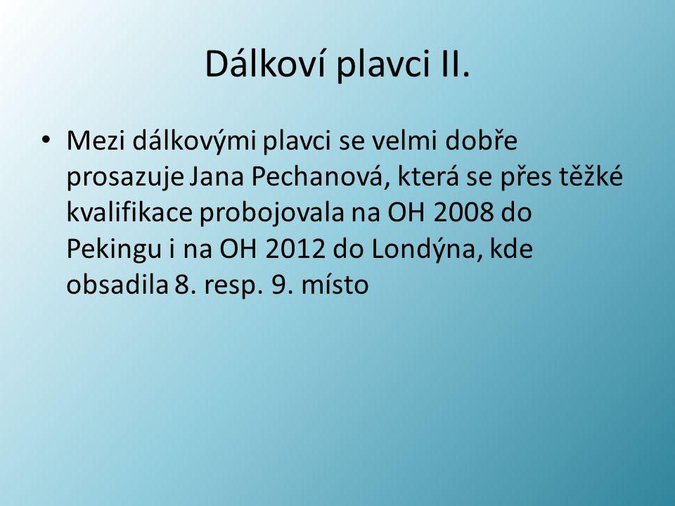 Dálkoví plavci II.