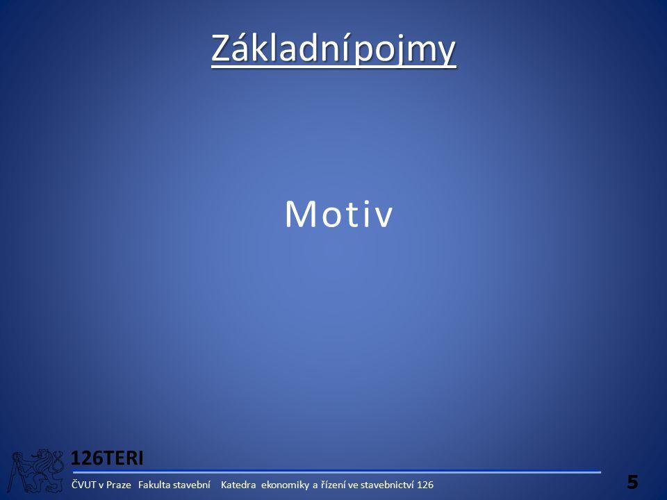 Základní pojmy Motiv 126TERI 5