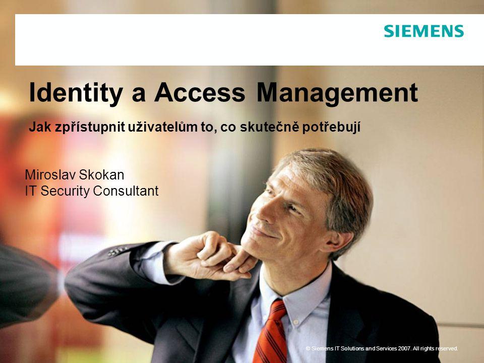 Miroslav Skokan IT Security Consultant