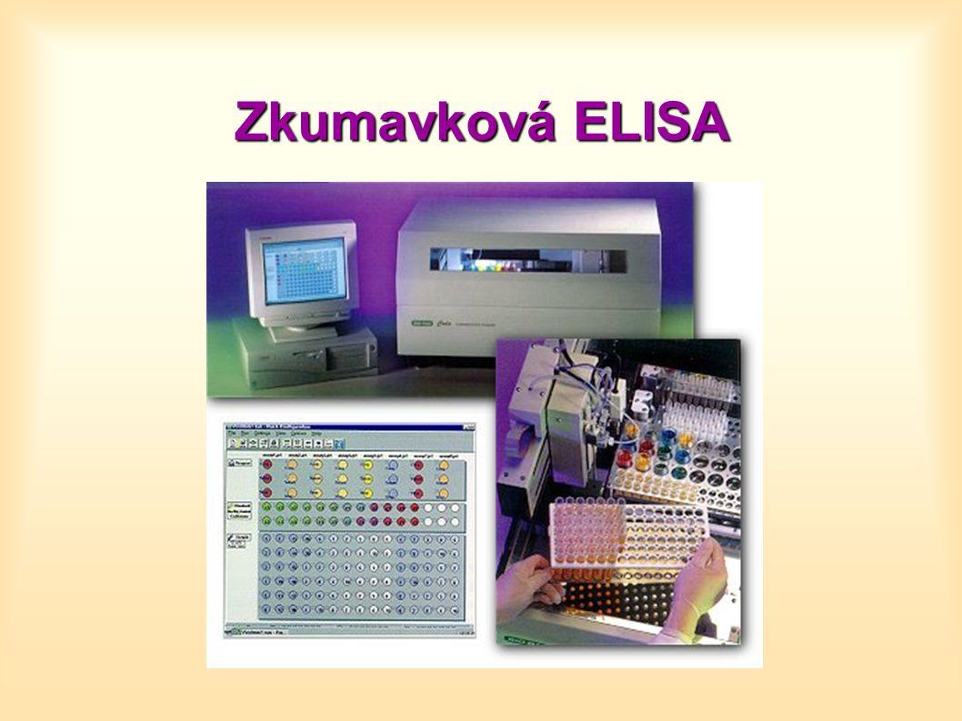 Zkumavková ELISA