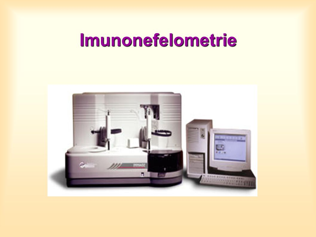 Imunonefelometrie
