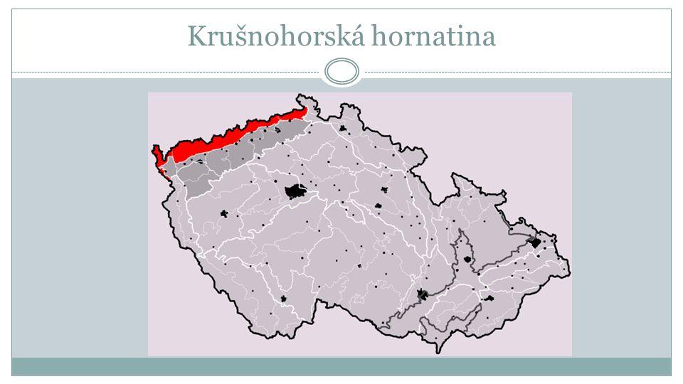Krušnohorská hornatina