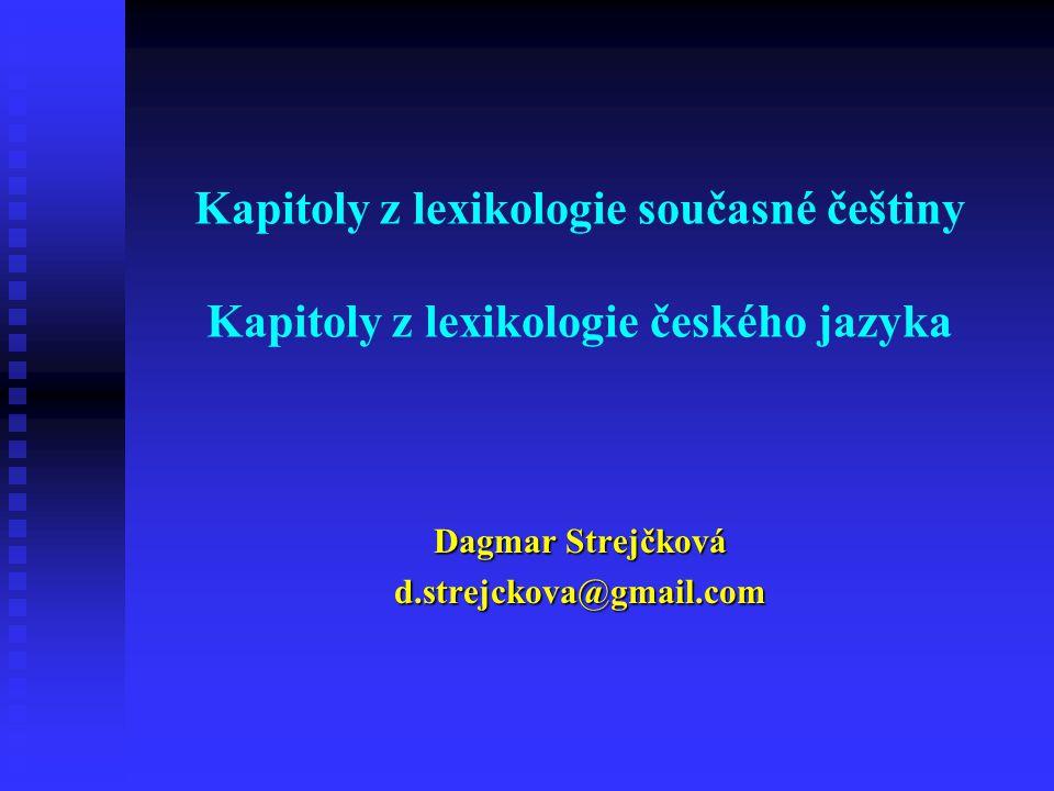 Dagmar Strejčková d.strejckova@gmail.com