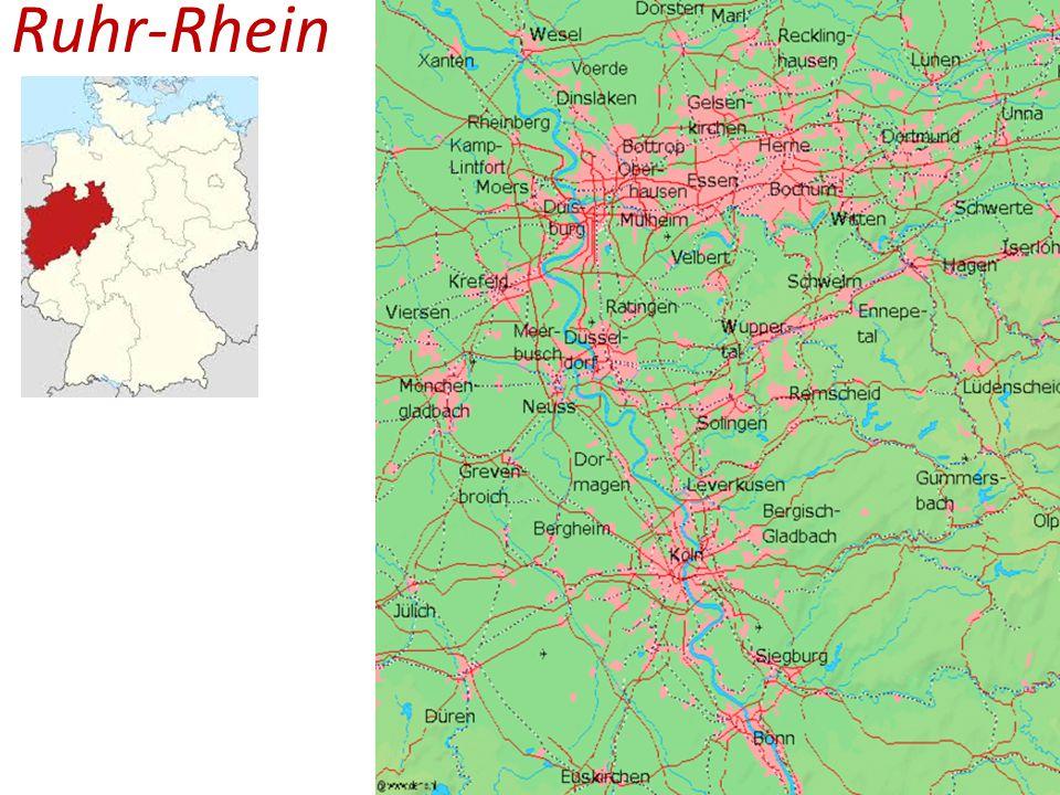 Ruhr-Rhein