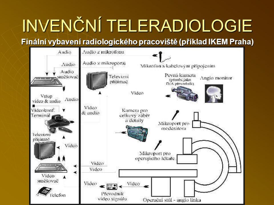 INVENČNÍ TELERADIOLOGIE