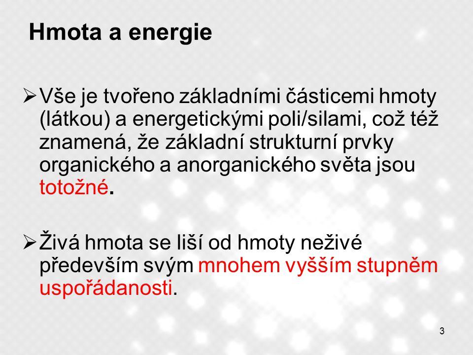 Hmota a energie