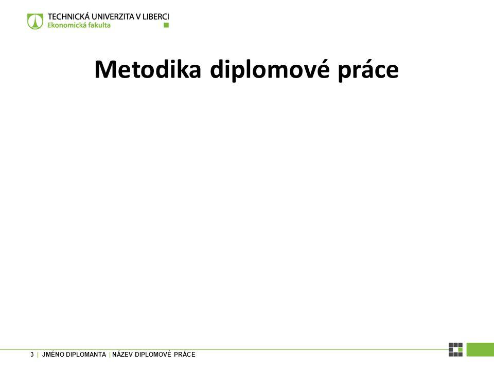 Metodika diplomové práce