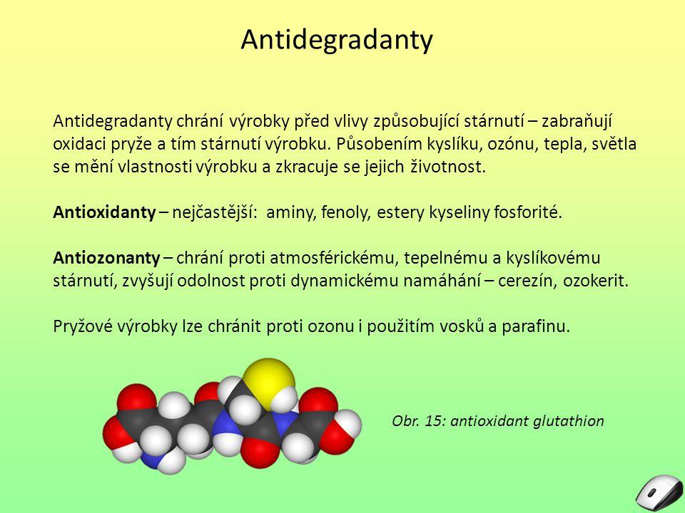 Obr. 15: antioxidant glutathion
