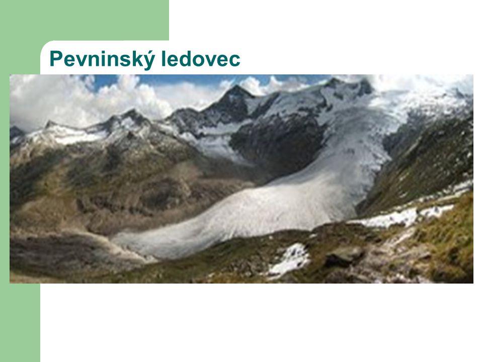 Pevninský ledovec
