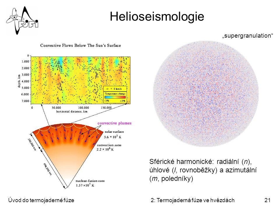 "Helioseismologie ""supergranulation"