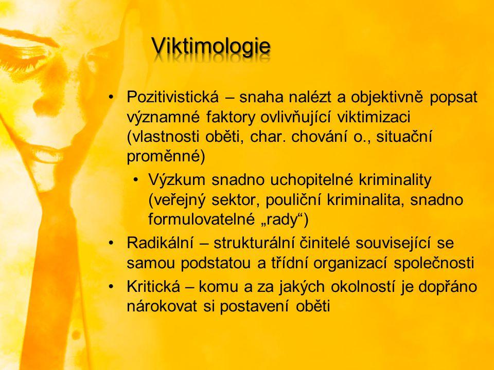 Viktimologie
