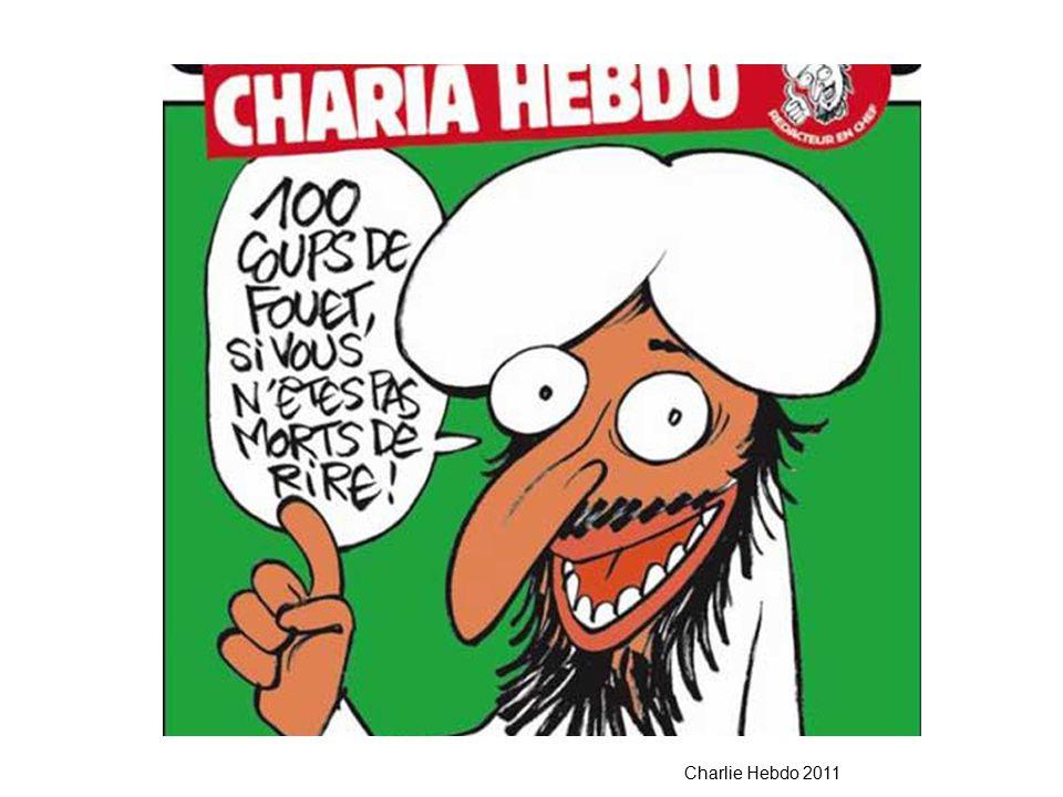 Charlie Hebdo 2011