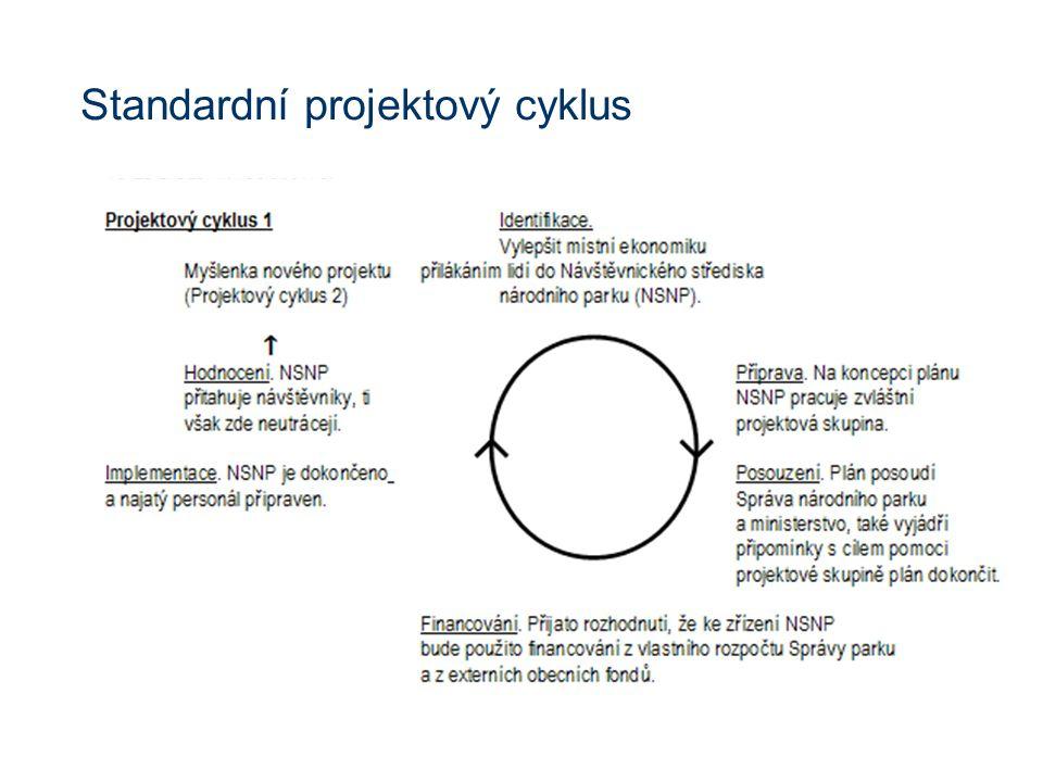 Standardní projektový cyklus