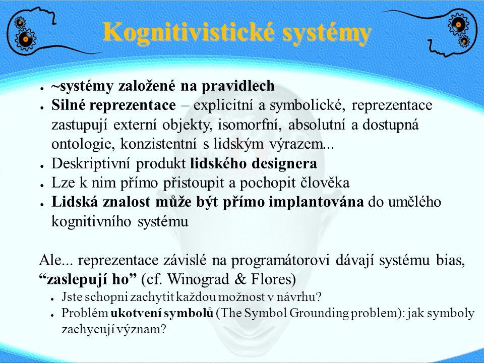 Kognitivistické systémy