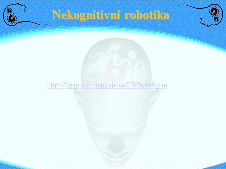 Nekognitivní robotika