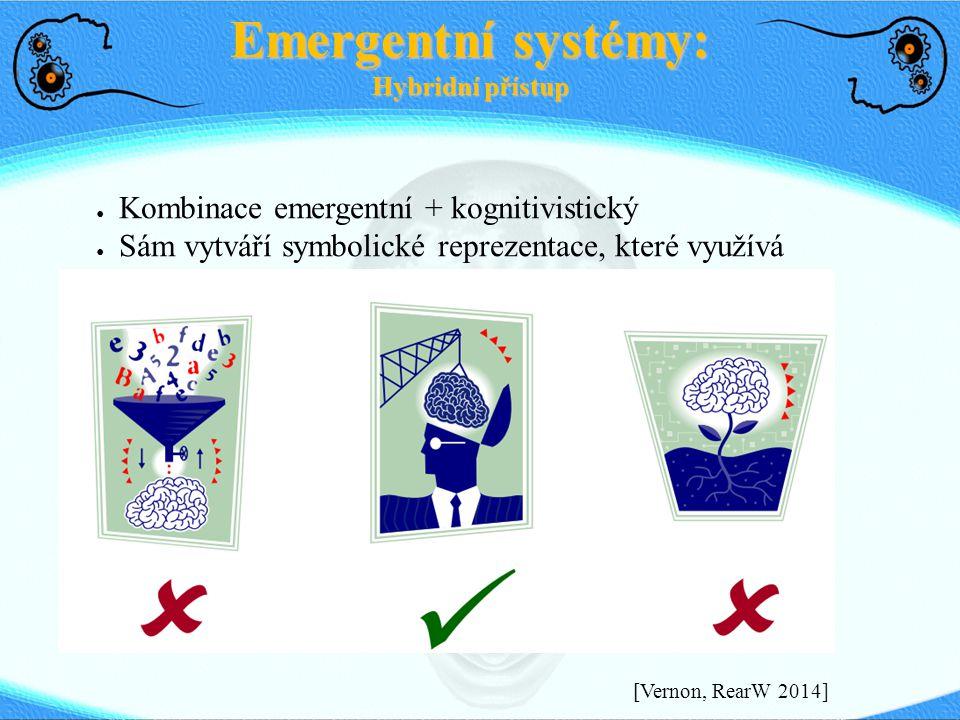 Emergentní systémy: Hybridní přístup
