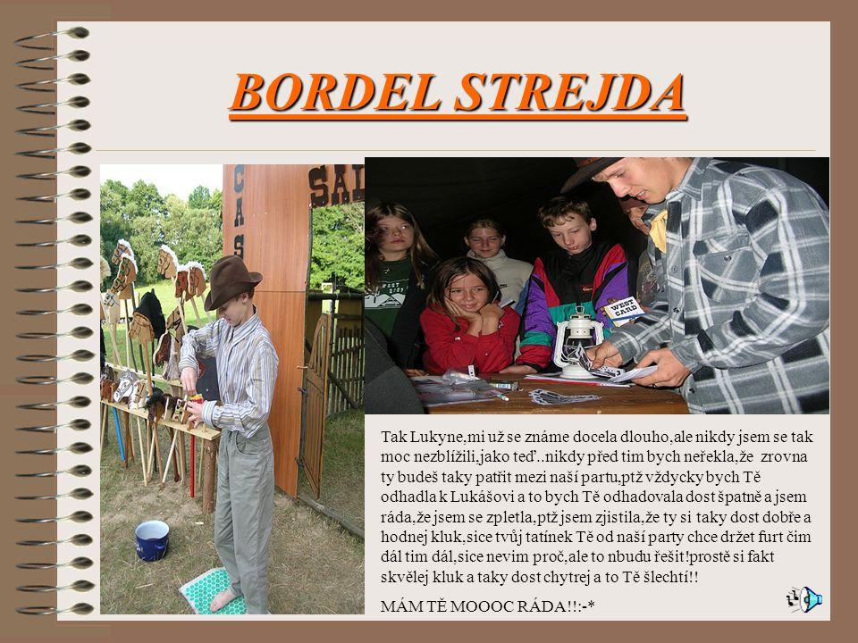 BORDEL STREJDA