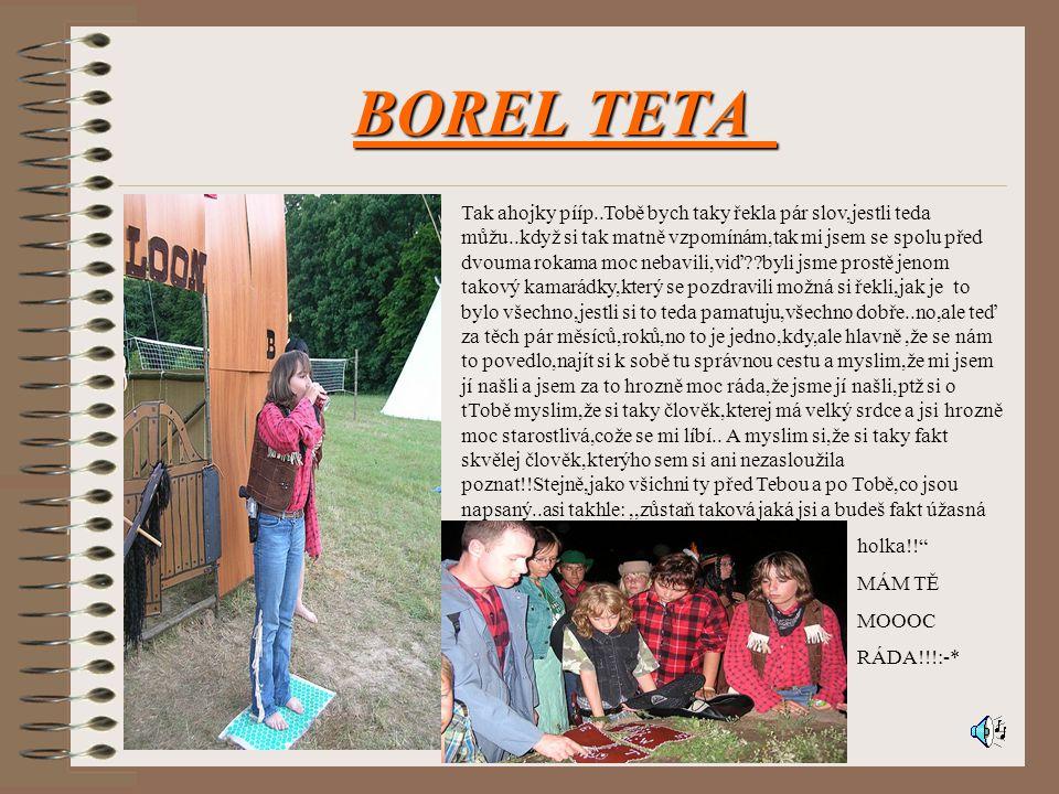 BOREL TETA