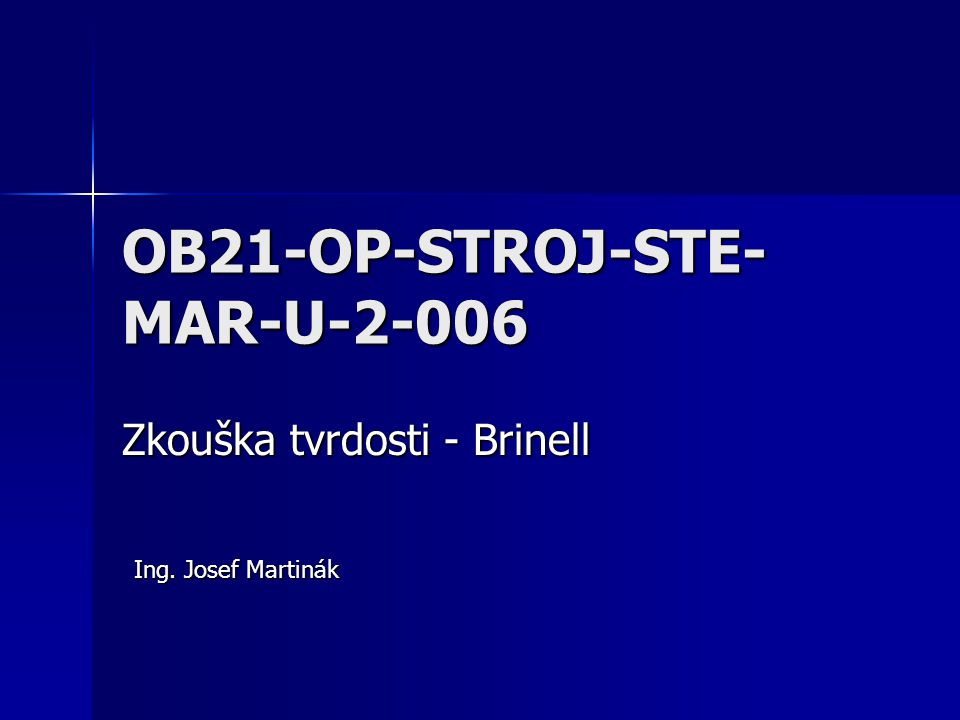 OB21-OP-STROJ-STE-MAR-U-2-006