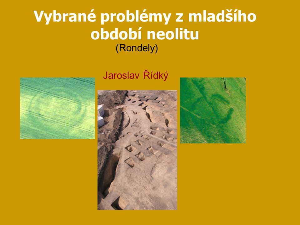 Vybrané problémy z mladšího období neolitu