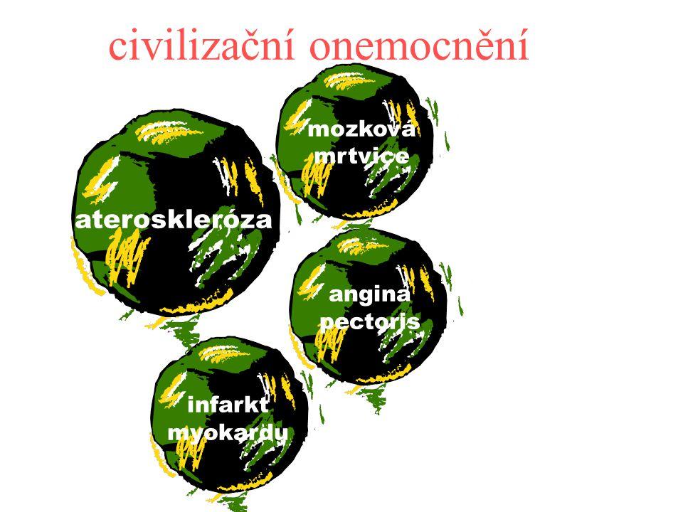 civilizační onemocnění