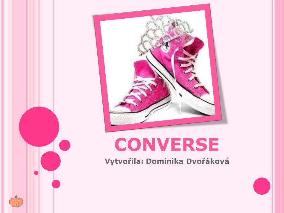 Vytvořila: Dominika Dvořáková