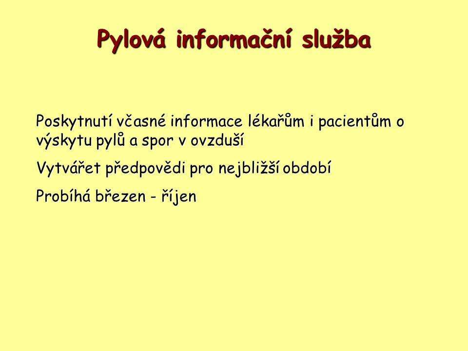 Pylová informační služba