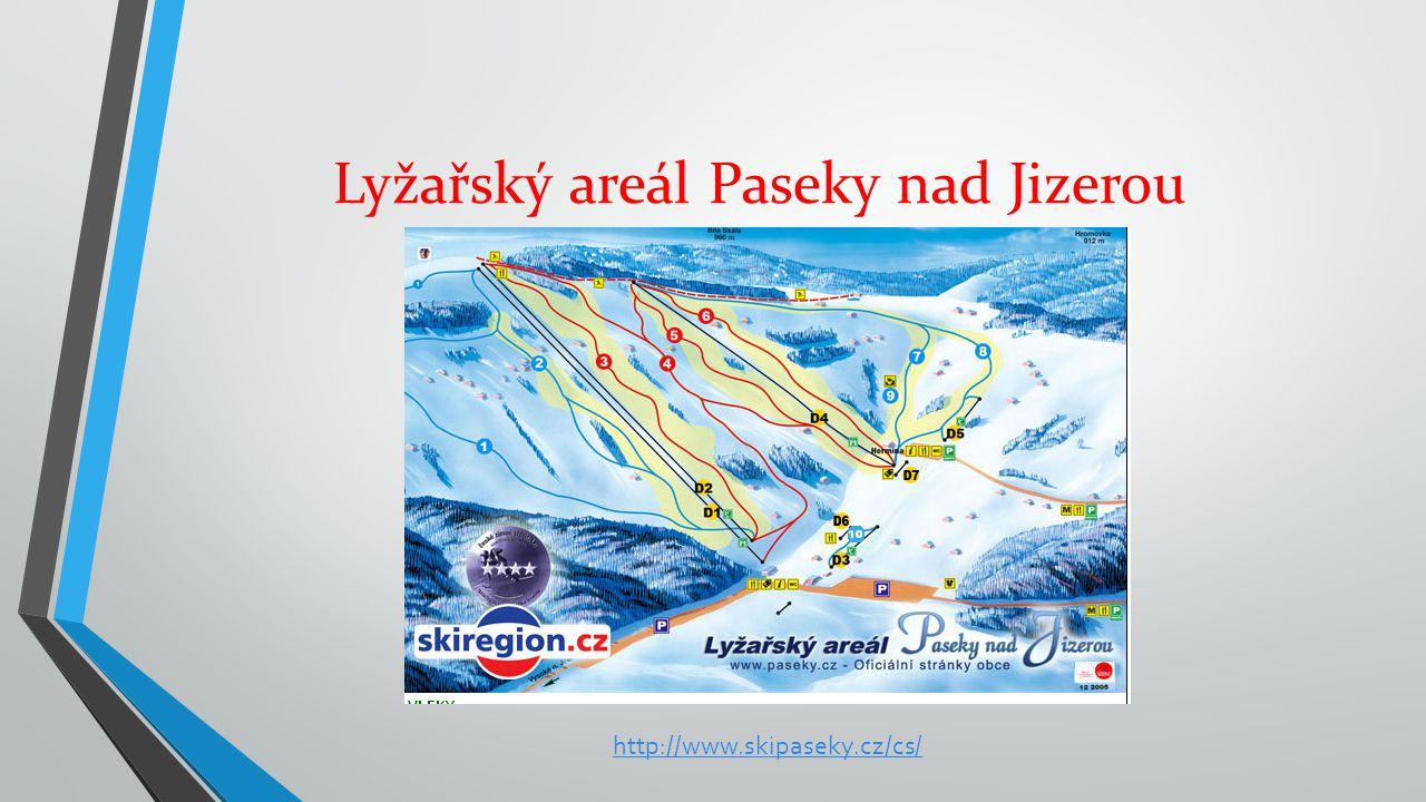 Lyžařský areál Paseky nad Jizerou