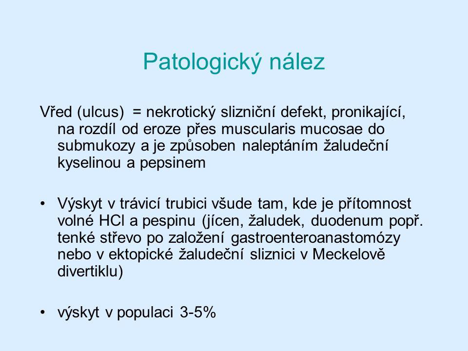 Patologický nález