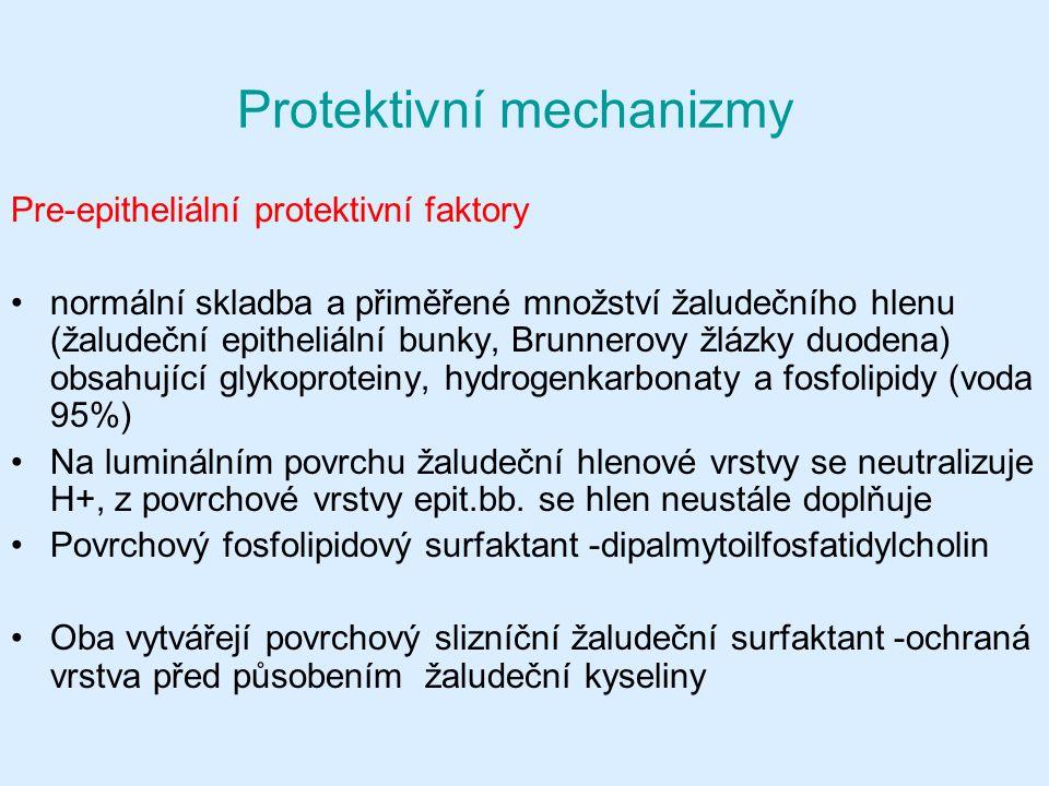 Protektivní mechanizmy