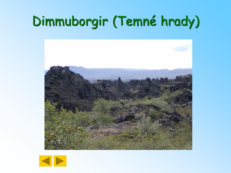 Dimmuborgir (Temné hrady)