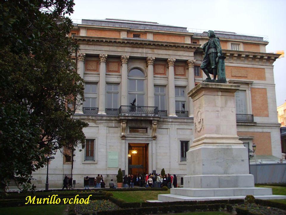Murillo vchod
