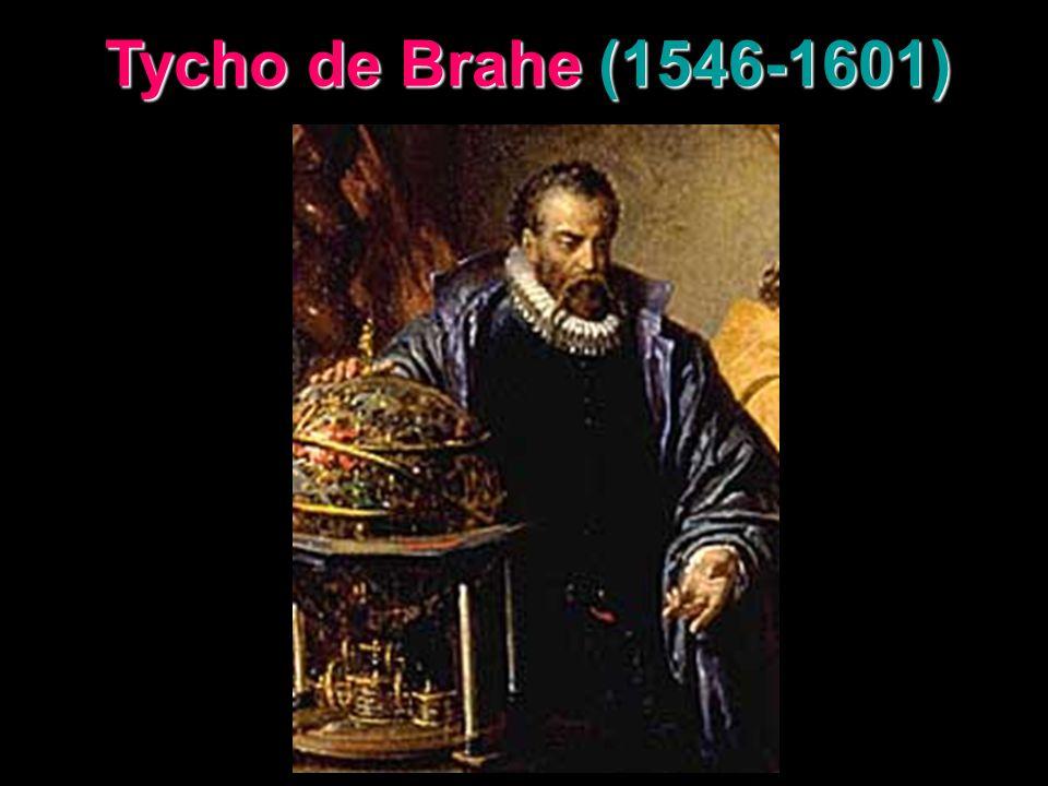 Tycho de Brahe (1546-1601)