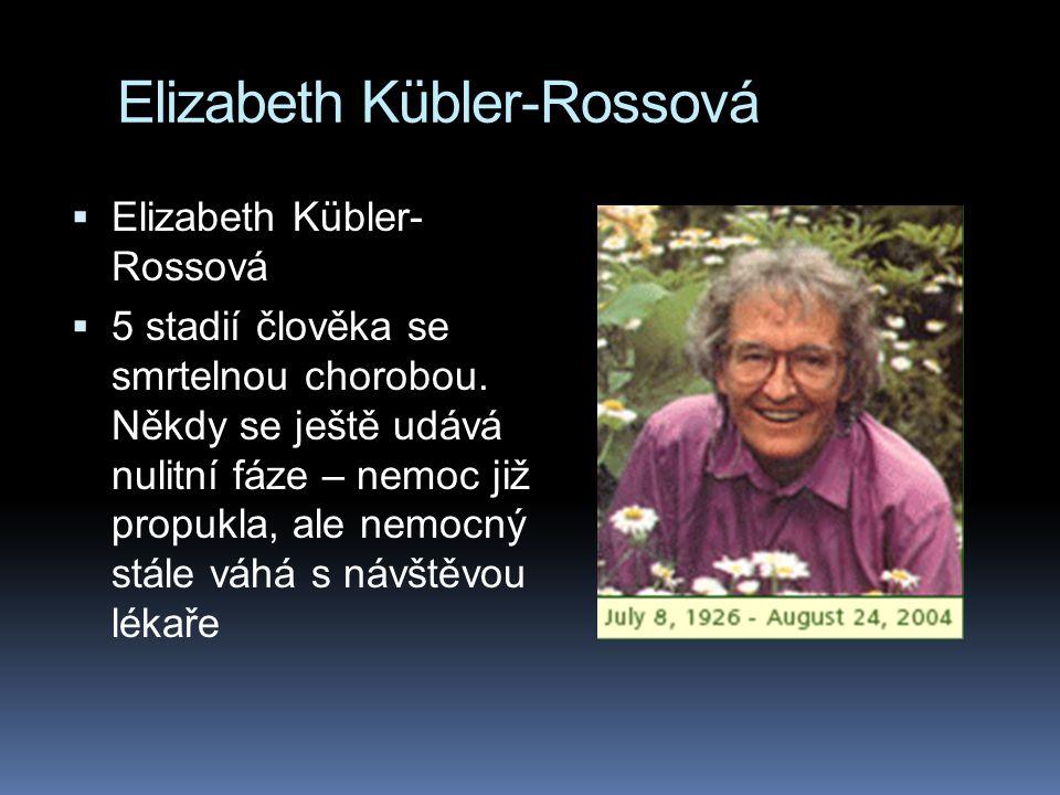 Elizabeth Kübler-Rossová