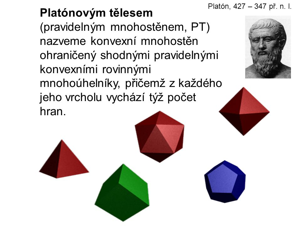 Platón, 427 – 347 př. n. l.