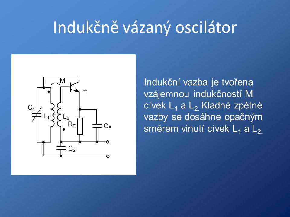 Indukčně vázaný oscilátor