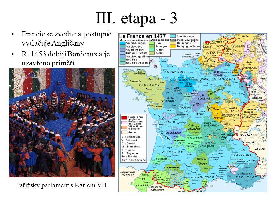 Pařížský parlament s Karlem VII.