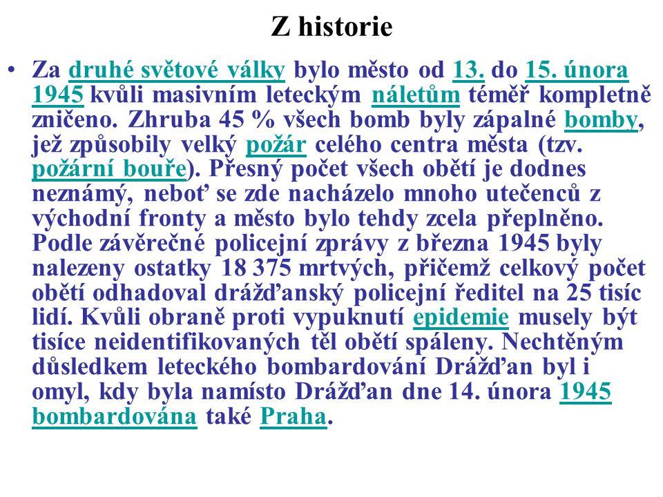 Z historie